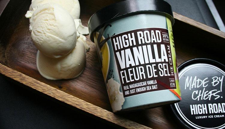 High Road Ice Cream Real Madagascar Vanilla