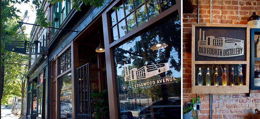Old Fourth Distillery | Edgewood Avenue