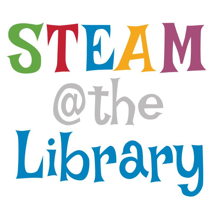 steam @ the library