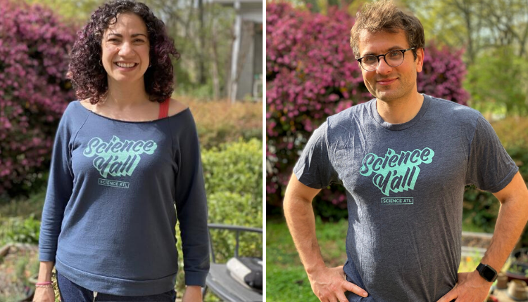 Shop Science ATL and Atlanta Science Festival Merch