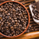 Coffe beans in a bowl