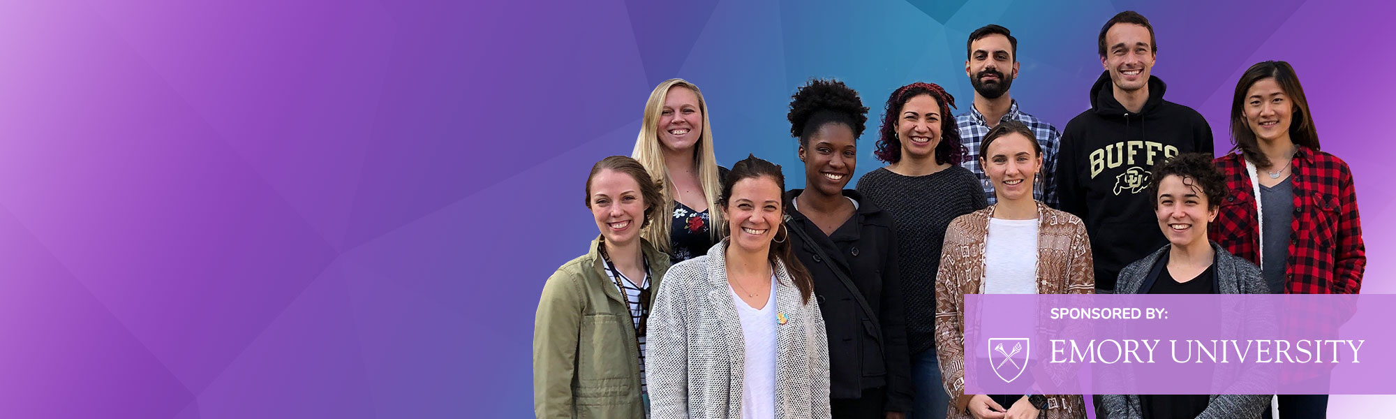 Science ATL Communication Fellowship (sponsored by Emory University) group photo