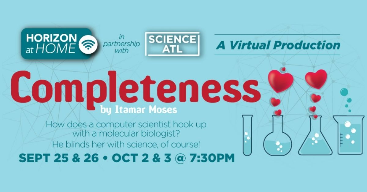 Horizon Theater and Science ATL Flyer for Completeness