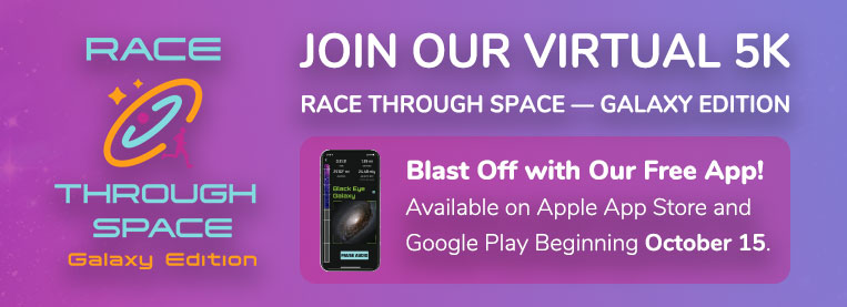 Race Through Space — Galaxy Edition. Blast off with our new app!