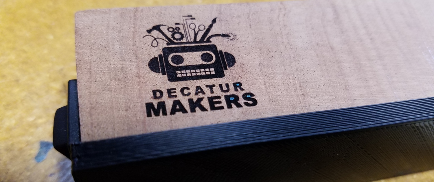 Decatur Makers sign